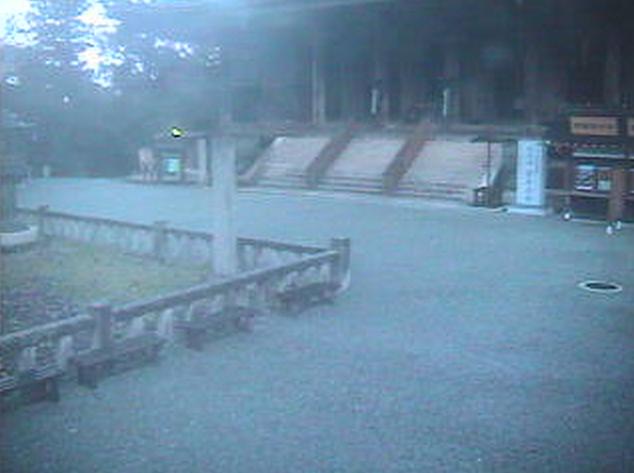 金峯山寺から蔵王堂・護摩壇