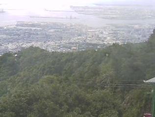 摩耶山上神戸展望