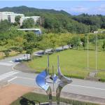 大型放射光施設SPring8ライブカメラ(兵庫県佐用町光都)