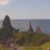 国賀海岸観音岩方向ライブカメラ(島根県西ノ島町浦郷)