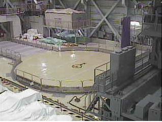 島根原子力発電所1号機原子炉建物内