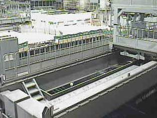 島根原子力発電所から2号機原子炉建物内
