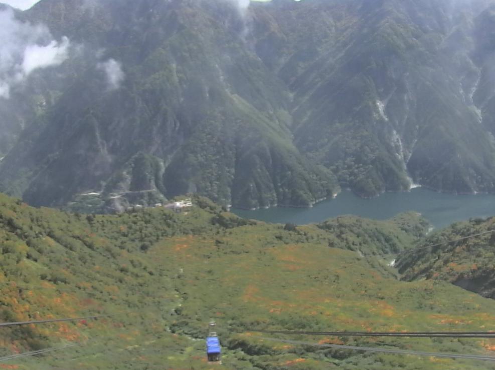 立山大観峰