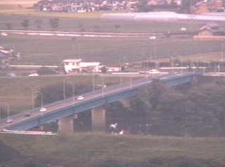 揖斐川・福岡橋