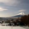 忍野スカイスポーツ倶楽部富士山ライブカメラ(山梨県忍野村内野)