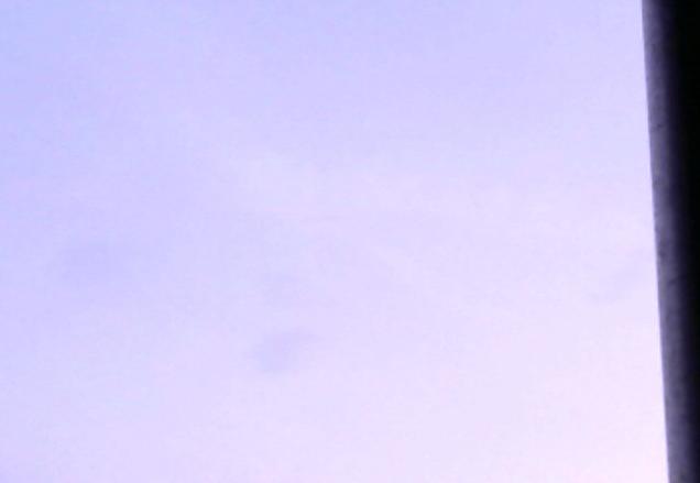 北名古屋市上空