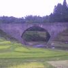 通潤橋ライブカメラ(熊本県山都町下市)