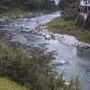 吾北中央公民館前上八川川ライブカメラ(高知県いの町上八川甲)