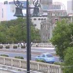 ミックス原爆ドームライブカメラ(広島県広島市中区)