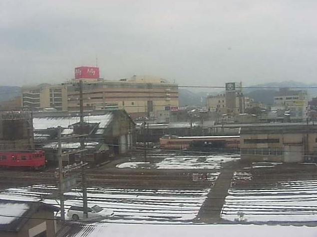 北関西IITメディアセンターからJR豊岡駅