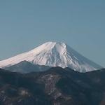 ハローネイチャーズ大月富士山ライブカメラ(山梨県大月市富浜町)