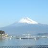 ずっと富士山ライブカメラ(静岡県沼津市西浦)