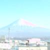 東海製蝋富士山ライブカメラ(静岡県富士宮市黒田)