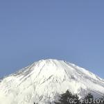 ジーシー富士小山工場富士山ライブカメラ(静岡県小山町中日向)