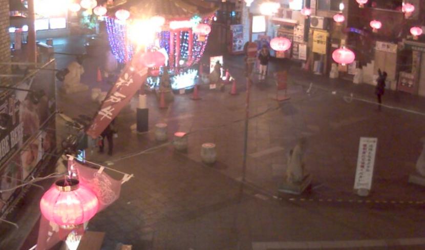 南京町ライブカメラ(兵庫県神戸市中央区)