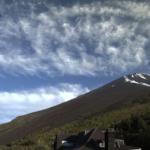 富士山5合目ライブカメラ(山梨県鳴沢村)