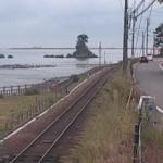 雨晴海岸ライブカメラ(富山県高岡市太田)