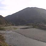 鮎喰川河川監視ライブカメラ(徳島県神山町阿野歯ノ辻)