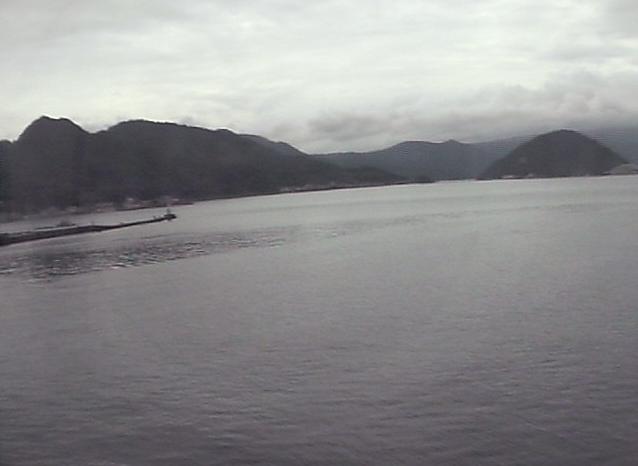 ヤマハマリーナ沼津から内浦湾