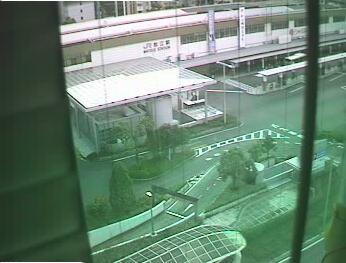 セコム山陰松江支社からJR松江駅