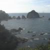 浦富海岸ライブカメラ(鳥取県岩美町浦富)