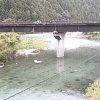 吾北山村開発センター上八川川ライブカメラ(高知県いの町長沢)
