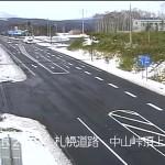 中山峠頂上ライブカメラ(北海道喜茂別町川上)