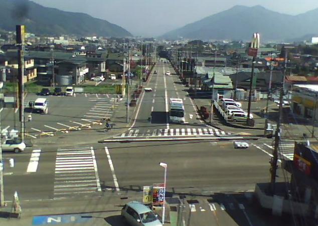 貸別荘パインツリーから昭和大学入口交差点
