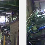 新橋三丁目オートバイ専用駐車場ライブカメラ(東京都港区新橋)