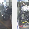 椎名橋南オートバイ専用駐車場ライブカメラ(東京都豊島区目白)