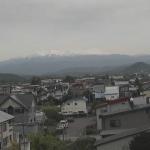 比布町役場大雪山ライブカメラ(北海道比布町北町)