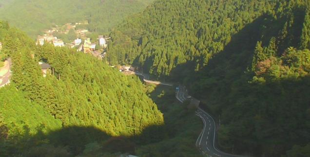 祖谷トンネル