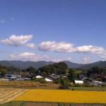 八千穂ライブカメラ(長野県佐久穂町)