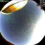 マナスル山荘新館入笠山上空ライブカメラ(長野県富士見町入笠山)