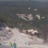 井川スキー場腕山山頂ライブカメラ(徳島県三好市井川町)