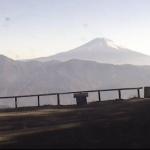 七面山山頂富士山ライブカメラ(山梨県早川町雨畑)