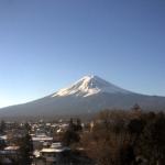 富士レークホテル富士山ライブカメラ(山梨県富士河口湖町船津)