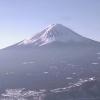 新道峠富士山ライブカメラ(山梨県笛吹市芦川町)