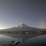 コテージ戸沢センター富士山ライブカメラ(山梨県富士河口湖町大石)