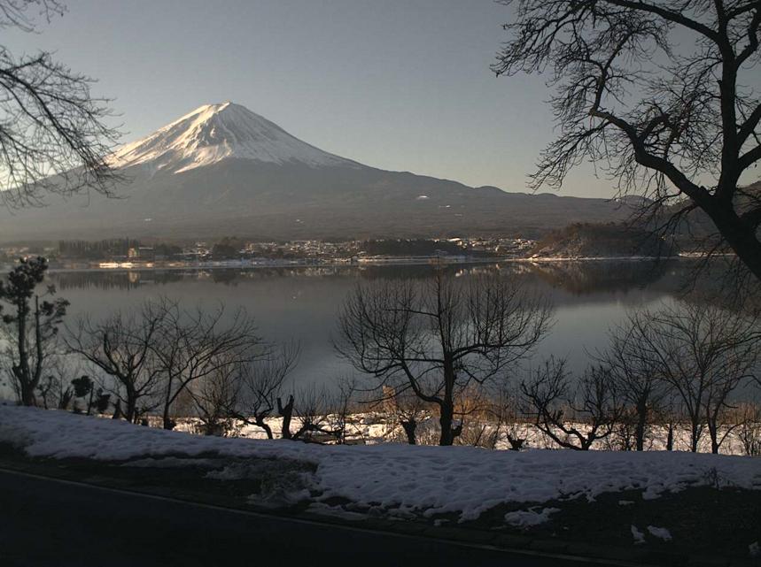 カントリーレイクシステムズから富士山・河口湖