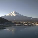 KUKUNA河口湖逆さ富士ライブカメラ(山梨県富士河口湖町浅川)