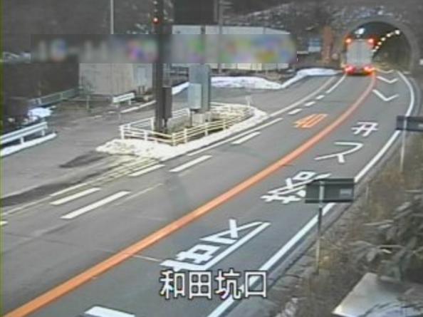 新和田トンネル有料道路長和町側坑口ライブカメラ(長野県長和町和田)
