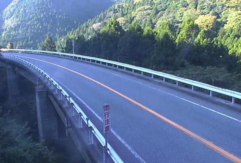 国道414号梨本ライブカメラは、静岡県河津町梨本の梨本に設置された国道414号(下田街道)・河津七滝ループ橋が見えるライブカメラです。