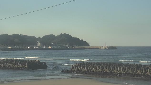 岡垣町観光ステーション北斗七星から波津海岸・波津海水浴場