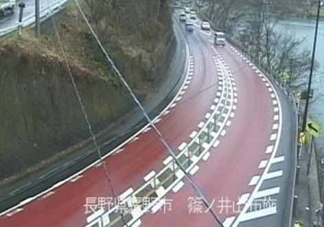国道19号篠ノ井山布施