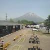 道の駅ニセコビュープラザ羊蹄山ライブカメラ(北海道ニセコ町元町)