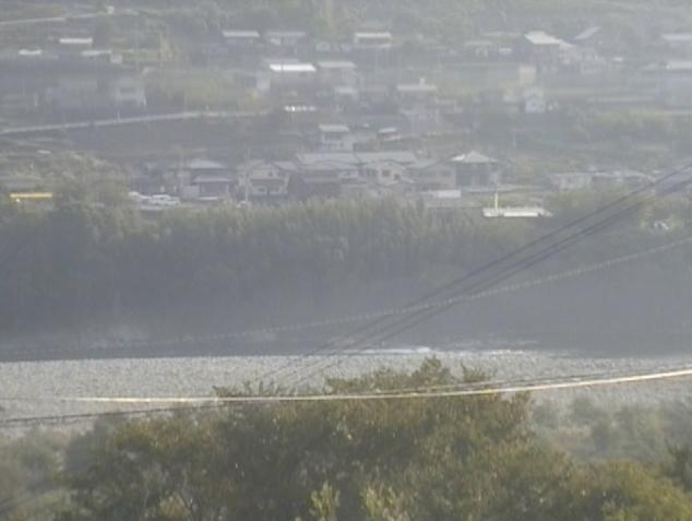 徳島県立三好高等学校から三好高校前交差点・吉野川上流・吉野川下流
