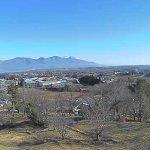 立科温泉権現の湯ライブカメラ(長野県立科町山部)
