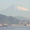 清水マリンターミナル富士山ライブカメラ(静岡県静岡市清水区)