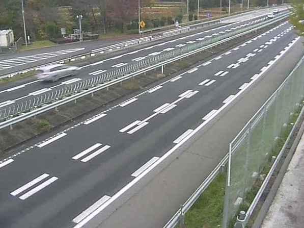 東北自動車道矢板北PA下りから東北自動車道(東北道)